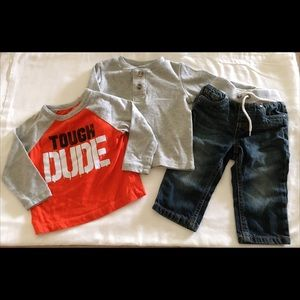 Toddler 12 month 3-Piece Outfit